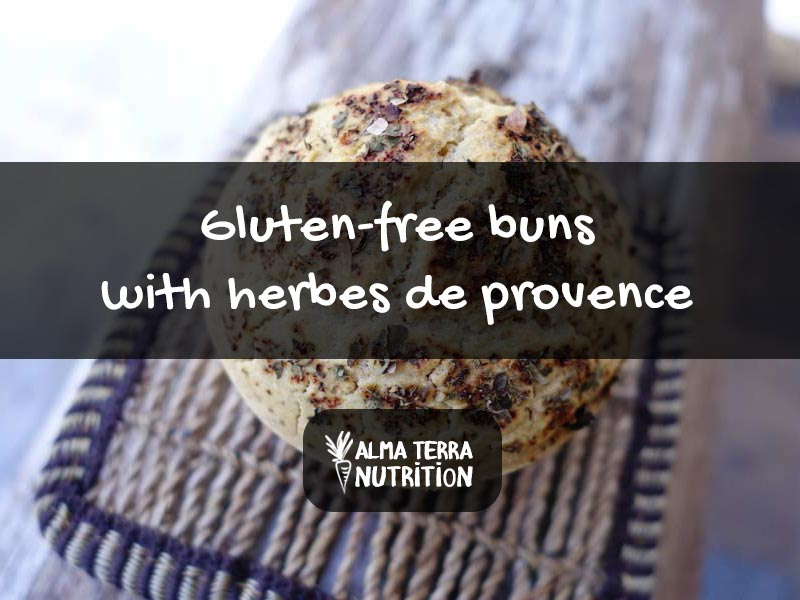 Gluten Free Buns Recipe