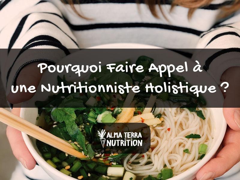 Nutritionniste Holistique Grenoble Crolles